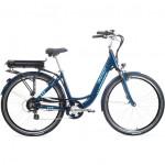 Vélo Electrique série limitée NEOMOUV Carlina 630Wh freins patins Autonomie 120km