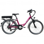Vélo Electrique NEOMOUV Fac 480Wh 13Ah Autonomie 85km