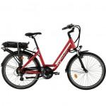 Vélo Electrique NEOMOUV Carlina 480Wh freins patins Autonomie 85km