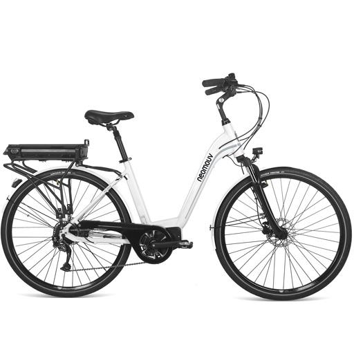 Vélo Electrique NEOMOUV Irs16Ah 580Wh moteur central BROSE Autonomie 110km 8vit.