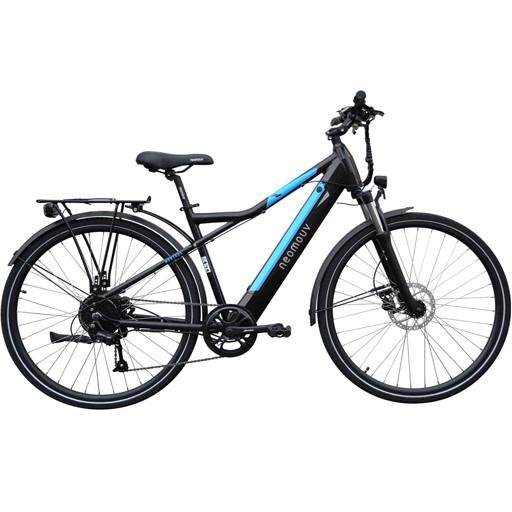Vélo Electrique NEOMOUV Mont freins hydrau batterie invisible 500Wh Auto.85km