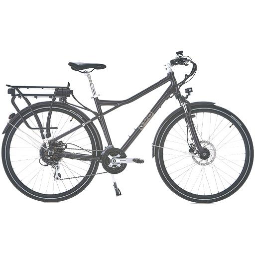 Vélo Electrique NEOMOUV Mont9Ah Trek Autonomie 65km