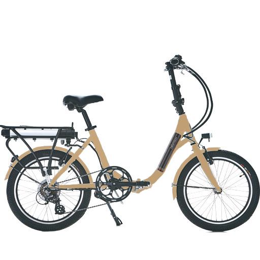 Vélo Electrique NEOMOUV Pliant Plimoa 480Wh 13Ah gamme 2018 Autonomie 85km
