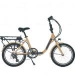 Vélo Electrique Pliant Plimoa N3 630Wh 17,2Ah Autonomie 120km