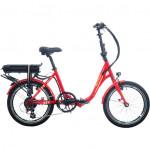 Vélo Electrique Pliant Plimoa 580Wh 16Ah gamme 2018 Autonomie 105km