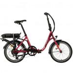 Vélo Electrique Pliant NEOMOUV Plimoa 480Wh 13Ah Autonomie 85km
