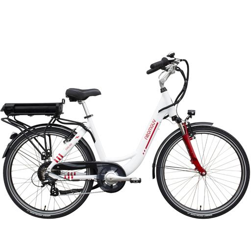 Vélo Electrique NEOMOUV Carlina 480Wh 13Ah Autonomie 85km