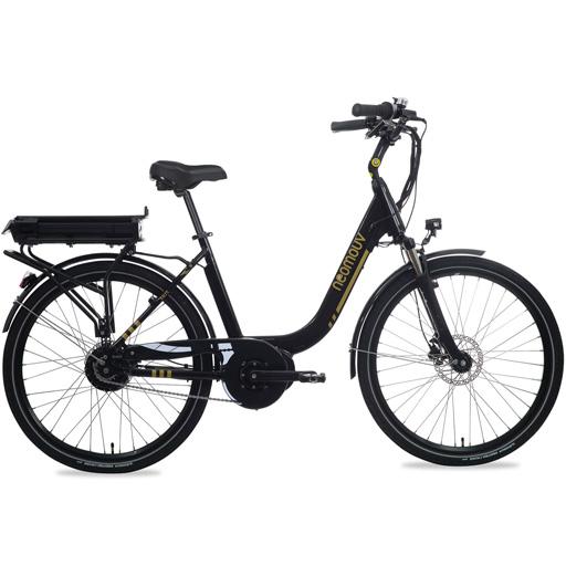 Vélo Electrique NEOMOUV Kaly 580Wh moteur central freins hydrau Autonomie 105km