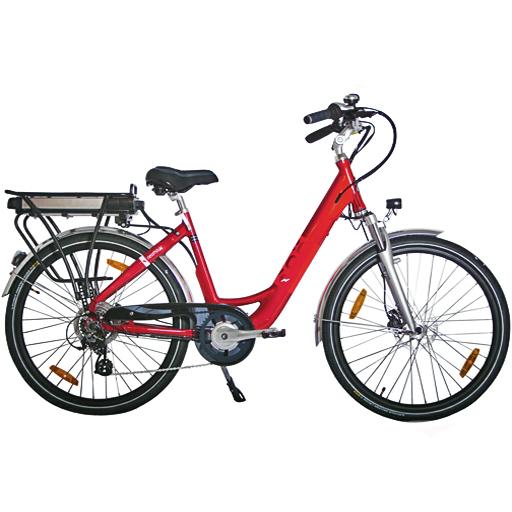Vélo Electrique NEOMOUV Car 580Wh 16Ah gamme 2018 Autonomie 105km