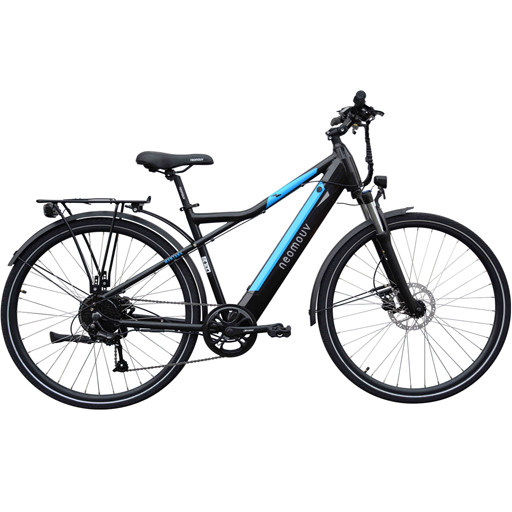 Vélo Electrique NEOMOUV Mont freins hydrau batterie invisible 500Wh Auto.90km