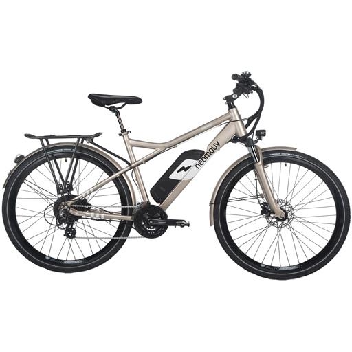 Vélo Electrique NEOMOUV Mont 17,2Ah Trek 630Wh 21 vitesses Autonomie 110km