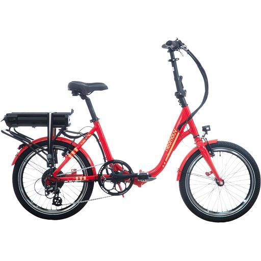 Vélo Electrique Pliant Plimoa N3 580Wh 16Ah Autonomie 105km
