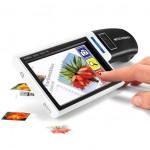 Loupe électronique écran tactile HD 4 à 12 X + télé agrandisseur