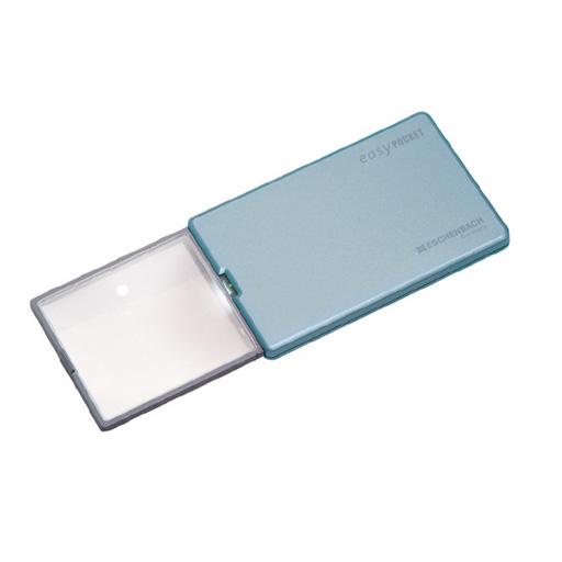 Loupe de Poche Pliante Eclairante Easy Pocket 4 X
