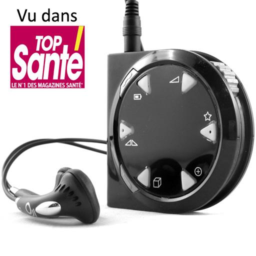 Amplificateur d'écoute numérique TEO 100 dB